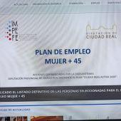 Plan Empleo +45