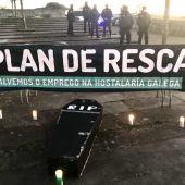 Hosteleros en Monte Pío