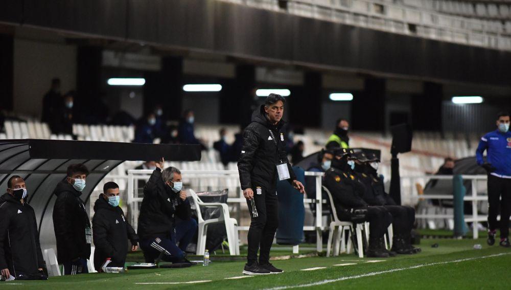 Pepe Aguilar vuelve al FC Cartagena B