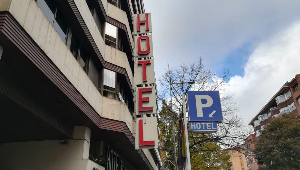 """Eduardo Relea: """"El cierre perimetral de Castilla y León hasta el mes de mayo pone en peligro la viabilidad de muchos hoteles"""""""
