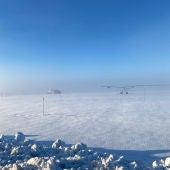 La ganadería, gran pagana de unas nevadas bien recibidas por el campo