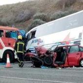 El accidente ha ocurrido en la N-430, a la altura de Piedrabuena