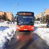 Línea provisional de autobús en Alcalá de Henares
