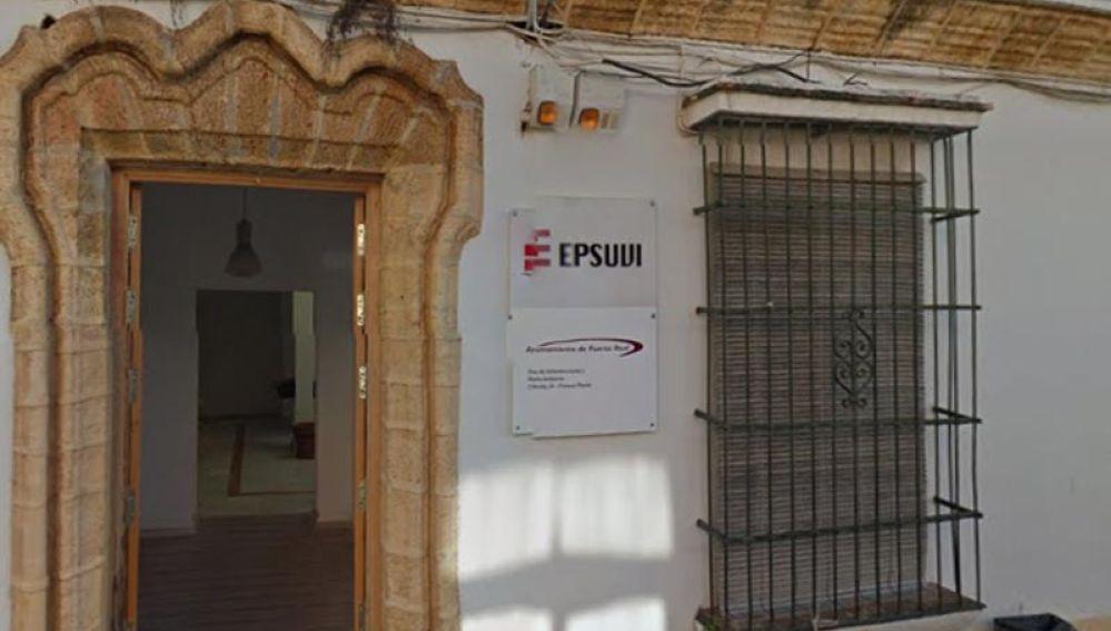 Sede de la EPSUVI