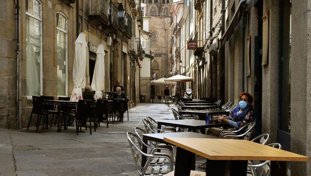 Ourense pasa ao nivel máximo de restricións