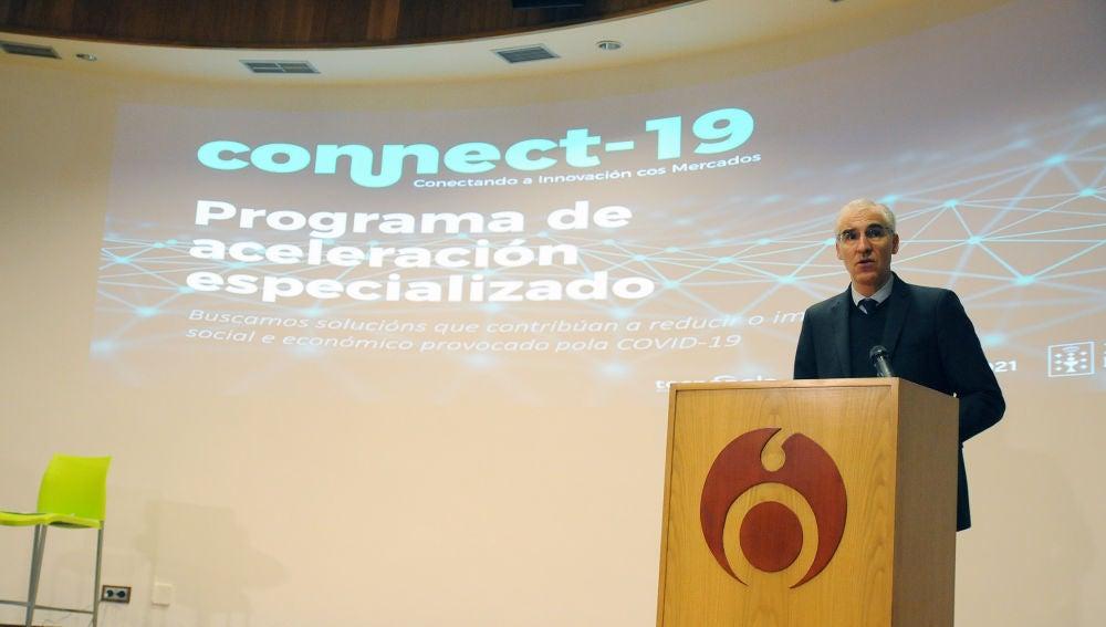 O programa Connect-19 pecha co apoio a 20 empresas galegas