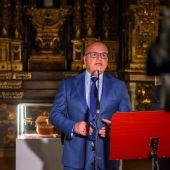 "Manuel Baltar: ""Afonso X elevou a lingua galega á maior categoría"""