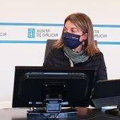 Luisa Piñeiro, delegada territorial de la Xunta en Pontevedra