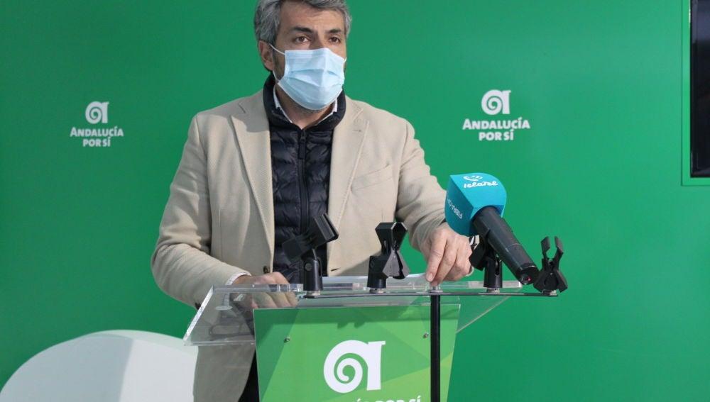 """Romero (AxSí) pide a Cavada que reclame a la Junta """"medidas urgentes"""" ante el repunte de casos"""