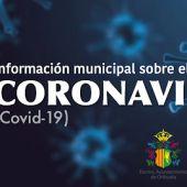 Medidas que finalmente el Ayuntamiento de Orihuela pasa a adoptar del jueves 14 de enero hasta el 31 de enero