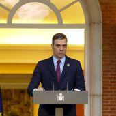 Sánchez comparece para anunciar el reajuste en el Consejo de Ministros: Darias sustituye a Illa en Sanidad e Iceta será el nuevo ministro de Política Territorial