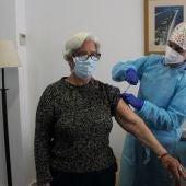 Vacunación contra el coronavirus