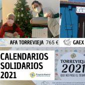 Este año han sido beneficiarios del donativo las asociaciones AFA y GAEX
