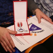 Medallas al mérito de emergencias