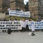 Plataforma Segoviana en Defensa de las Pensiones Públicas