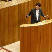 A oposición recrimina a Feijóo a xestión da pandemia