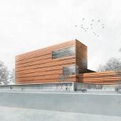 """Proyecto de rehabilitación del Hospital """"El Carmen"""" por parte del estudio de arquitectura Aybar Mateos"""
