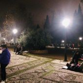 Noche con una veintena de terremotos en Granada (27 de enero 2021)