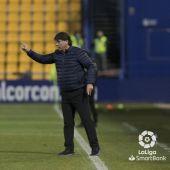 Alejandro Menéndez, entrenador del Albacete.
