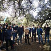 Campaña para convertir la Carrasca Milenaria de Lecina en Árbol Europeo del Año 2021