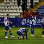 El Alcoyano cae ante el Athletic