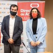 Presentación de ProyectA en CEOE Aragón