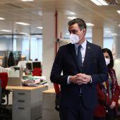 Los líderes nacionales acompañan a sus candidatos en el arranque de la campaña de las elecciones en Cataluña
