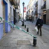 Granada terremoto