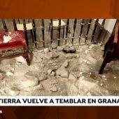REEMPLAZO Dos terremotos de 3,6 y 4,3 grados de magnitud sacuden de nuevo a Granada