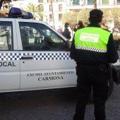 Agente de la Policía Local de Carmona