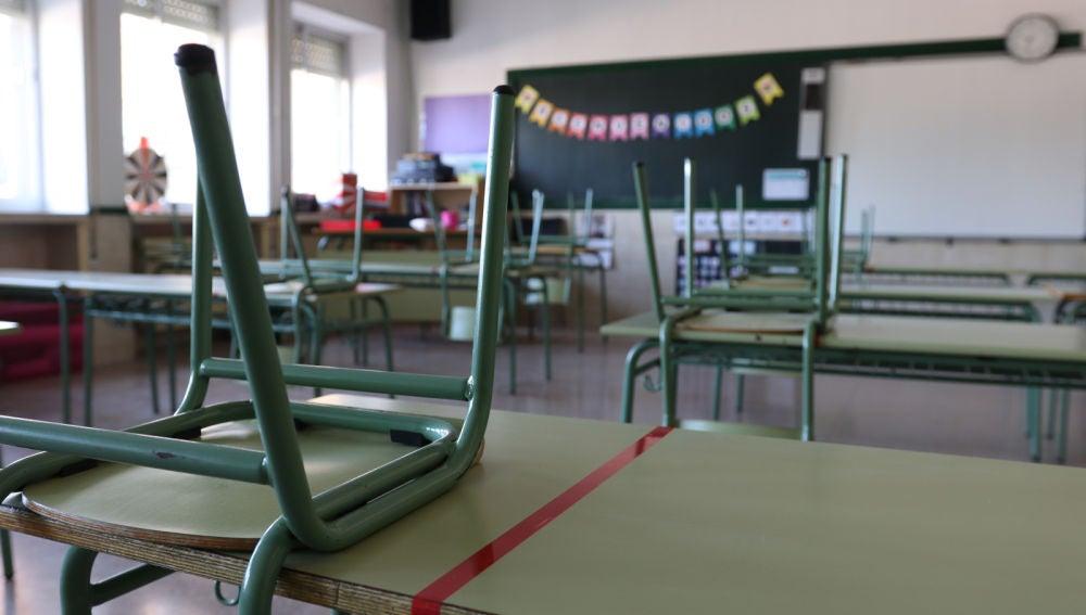 Media docena de aulas de Ciudad Real capital están confinadas