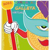 El Carnaval de la Galleta se celebrará de forma virtual