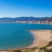 Imagen de las playas de Cullera