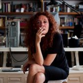 La escritora Cristina Fallarás en una imagen de archivo