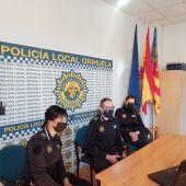 Organizado por el Consejo Escolar de la Comunidad Valenciana con la participación de las unidades de absentismo escolar de Orihuela, Alicante, Elche, Torrevieja y Valencia