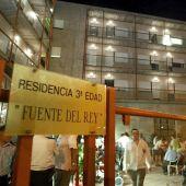 """Residencia de ancianos """"""""Fuente del Rey"""""""", de la capital soriana, en una imagen de archivo"""