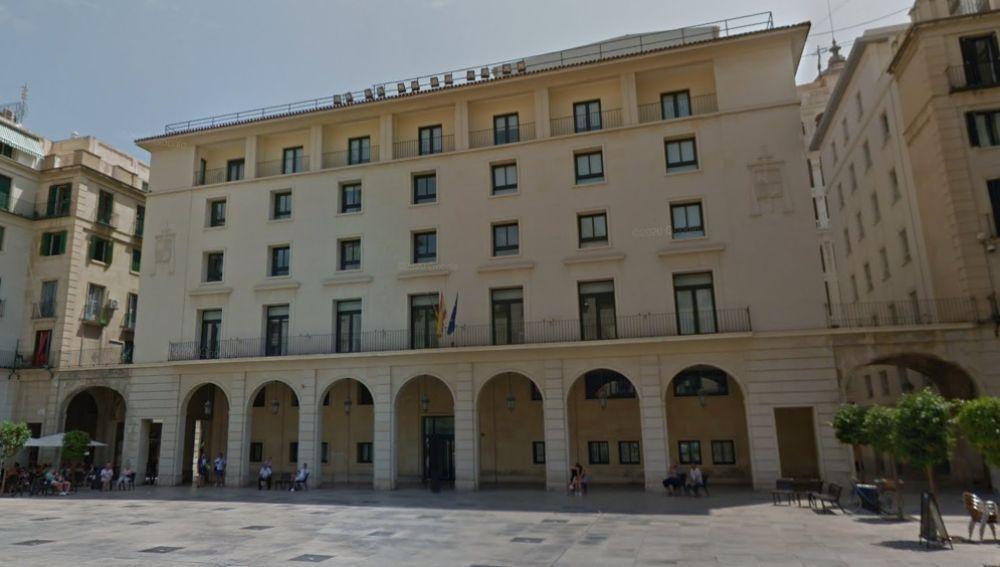 Audiencia Provincial de Alicante, sede de la Fiscalía