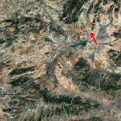 Una bola de fuego sobrevuela el cielo de Granada a 83.000 kilómetros por hora