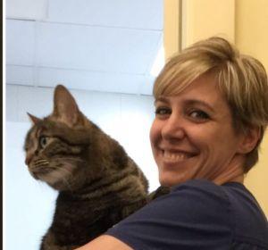 Ana Anglada, colaboradora de Como el perro y el gato