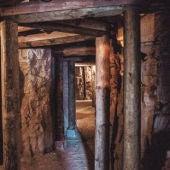 """Refugio """"Cueva del castillo"""" en Monegrillo"""