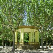 Arrancan las visitas guiadas al Parque Miguel Servet