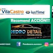 Recomend ACCIÓN!!! con Hidro Detail