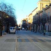 Calle Libreros Alcalá de Henares