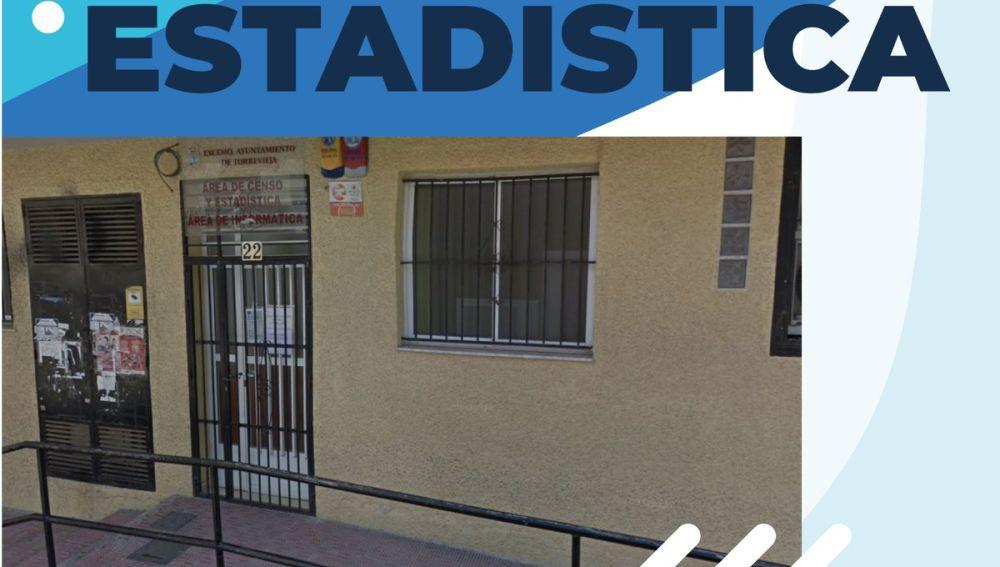 1 de febrero, en las dependencias de este departamento municipal, sitas en la calle Unión Musical Torrevejense nº 22, se atenderá al público