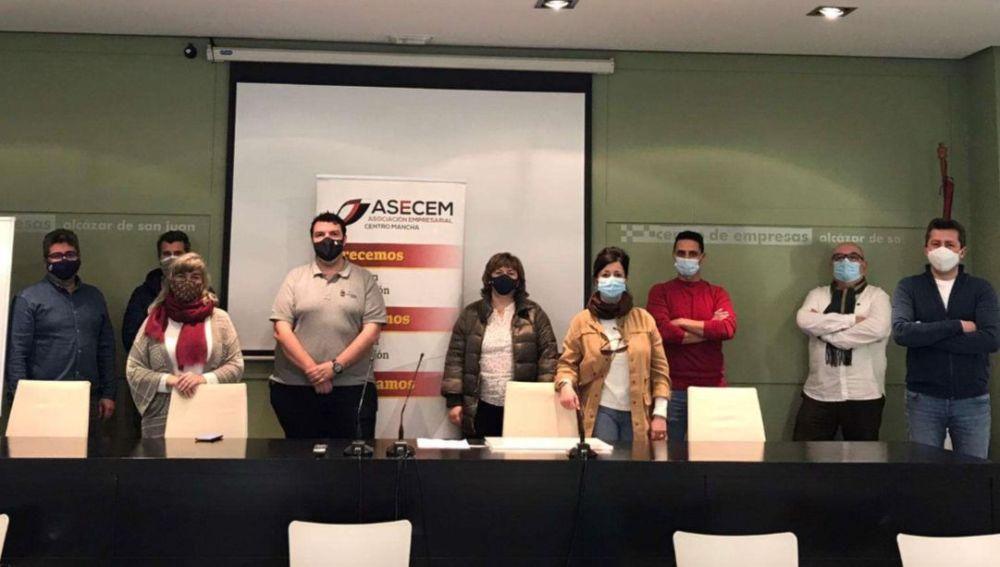 ASECEM renueva su junta directiva tras haberse presentado una sola lista
