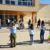 Los centros educativos de Argamasilla de Alba conmemoraron el Día Escolar de la Paz y la No Violencia
