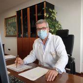 Luis Verde, gerente del área sanitaria de A Coruña