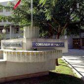 Comisaría Central de Policía Nacional en Málaga