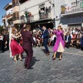 El Covid-19 obliga a que la Jota Pujada de Miguel Esteban se tenga que bailar en casa