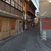 Calle Cántabra en Potes